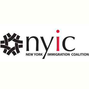 NY Immigration Coalition logo