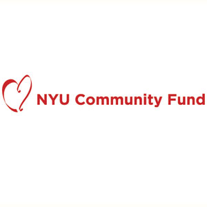 NYU Community Fund logo